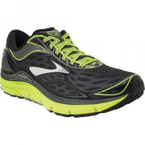 brooks men's transcend 3 shoe- Save 19% Off - Features of the Brooks Men's Transcend 3 Shoe Super DNA Midsole cushioning dynamically adapts to every step and stride with the ultimate soft feel underfoot Guide Rails ease the body back into its natural motion path Rounded heel provides better alignment, minimizing stress on joints IDEAL Pressure Zones evenly disperse impact away from the body for an effortless ride New engineered laser-cut mesh enhances the Fit and manages moisture to keep feet cool and dry Plush interior delivers luxurious comfort