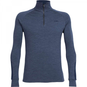 Icebreaker Otago Long Sleeve Half Zip