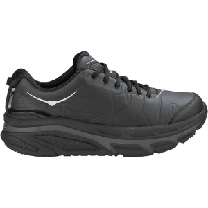 hoka one one men's valor leather shoe- Save 19% Off - Features of the Hoka One One Men's Valor Leather Shoe Full Grain Leather Upper Supportive TPU Heel Frame Early Stage Meta-Rocker Full EVA Midsole Provides Signature Hoka One One Cushioning Flat-Waisted Geometry Provides Inherent Stability Strategic Rubber Placement Provides Durability