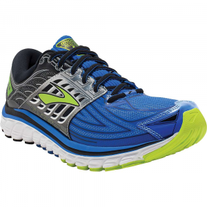 brooks men's glycerin 14 shoe- Save 19% Off - Features of the Brooks Men's Glycerin 14 Shoe Super DNA Midsole cushioning dynamically adapts to everystep and stride with the ultimate soft feel underfoot IDEAL Pressure Zones evenly disperse impact away from thebody for an effortless ride 3D Stretch Print applies strategic stretch and structure for animpeccable Fit Conformable saddle wraps the midfoot for a secure Fit Plush interior delivers luxurious comfort