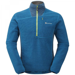 photo: Montane Volt Shirt fleece top