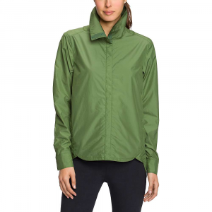 nau women's slight shirt- Save 60% Off - Features of the Nau Women's Slight Shirt Crafted from luxurious, wind- and water-resistant recycled polyester ripstop with a washed finish that looks similar to washed silk Self-fabric collar stands up for added neck coverage Snap tape placket makes for easy on and off Two front zip pockets and shirt stuffs into left side pocket for easy packing Shirttail hem with side hem inserts DWR finish for water repellency