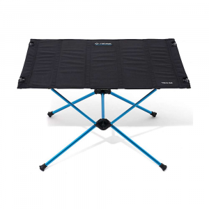 helinox table one hard top camp table- Save 25% Off - Features of the Helinox Table One Hard Top Camp Table Folding camp table with folding hard surface top Sets up quickly Single shock corded pole structure Storage sack with zipper closure and grab handles Not designed for use as a seat