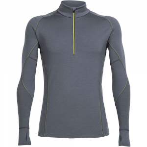 Icebreaker Mens Winter Zone LS Half Zip