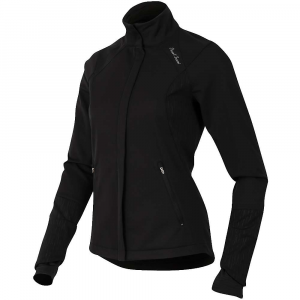 pearl izumi women's fly softshell run jacket- Save 54% Off - Features of the Pearl Izumi Women's Fly Softshell Run Jacket Stretch Thermal Wind blocking fabric provides optimal wind protection, warmth and breathability for High aerobic outputs Thermal Fleece fabric strategically paneled to deliver superior breathability, moisture transfer and warmth 2 zippered hand pockets keep your fingers warm, while providing storage for small essentials Internal fist mitts seal in warmth Full-length internal draft flap with zipper garage keeps cold air out