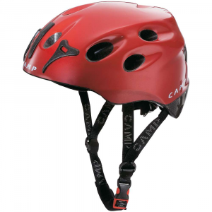 camp usa pulse helmet- Save 45% Off - The Pulse Helmet by Camp USA is not the average helmet. A cross-certified helmet for Climbing and skiing. Well-ventilated polystyrene shell is light and comfortable for warm weather outings. Converts to a ski helmet with the addition of ear covers and vent plugs, both part of the accessory winter kit (1639 ? sold separately). Headlamp compatible. Conforms to EN 12492 and 1077 standards. Features of the Camp USA Pulse Helmet In-mold construction Rotating size adjustment wheel Comfort chin strap Goggle and headlamp compatible EN 12492 / EN 1077 ski certified (when used with Winter Kit) Construction: In-Mold Shell Material: Polycarbonate