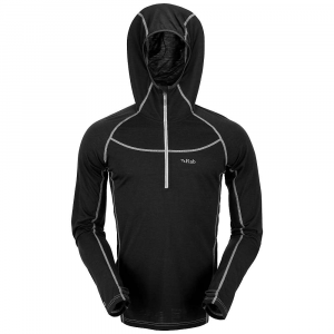 photo: Rab MeCo 165 Hoodie long sleeve performance top