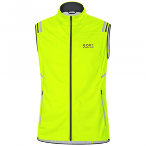 Image of Gore Running Wear Men's Mythos 2.0 Windstopper Softshell Light Vest