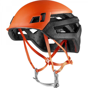 mammut wall rider helmet- Save 29% Off - Features of the Mammut Wall Rider Helmet EPP core combined with a partial Hard Shell Ergonomic interior with comfortable padding Large ventilation openings for good air circulation and heat discharge Ultra-lightweight, minimalist adjustment system All-round, fully adjustable chin strap for ideal Fit 2 clips at the front and a rubber loop on reverse side for fixing a headlamp Standard EN 12492 UIAA standard 106