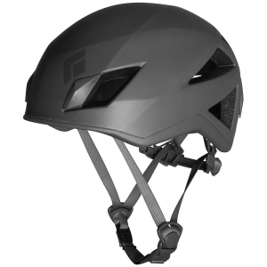 black diamond vector helmet- Save 25% Off - Features of the Black Diamond Vector Helmet Co-molded EPS foam with polycarbonate shell Large ventilation ports provide max airflow Ratchet adjuster with molded push buttons In-mold headlamp clips for ultra-secure attachment Tuck-away suspension makes for compact storage