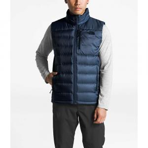 photo: The North Face Men's Aconcagua Vest down insulated vest
