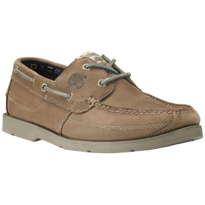 timberland men's kia wah bay handsewn boat shoe- Save 19% Off - Features of the Timberland Men's Kiawah Bay Handsewn Boat Shoe Premium leathers from an LWG Silver-rated tannery for comfort and durability Authentic rawhide lace for durability LittleWay construction allows better flexibility 100% recycled Pet mesh lining and Footbed cover made from recycled plastic bottles is comfortable, breathable and environmentally conscious Durable Green Rubber (42% recycled rubber) siped Outsole for slip resistance