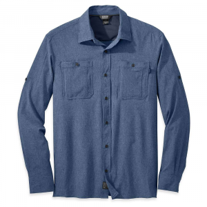 photo: Outdoor Research Wayward Sentinel L/S Shirt hiking shirt
