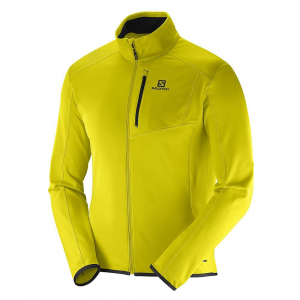 photo: Salomon Discovery Jacket fleece jacket