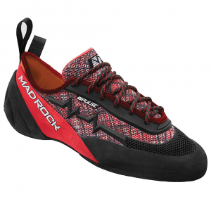 mad rock pulse negative shoe- Save 19% Off - Features of the Mad Rock Pulse Negative Shoe Breathable mesh Upper to keep feet cool Speed-lacing system EVA shock heel