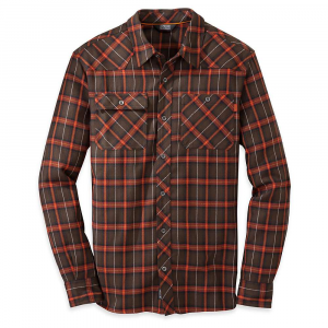 photo: Outdoor Research Feedback Flannel hiking shirt