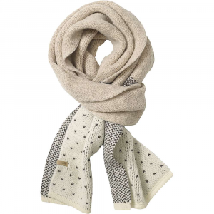 fjallraven ovik knit scarf- Save 25% Off - Features of the Fjallraven Ovik Knit Scarf Pattern knitted scarf made from soft, warm wool Natural wool that continues to warm even when wet