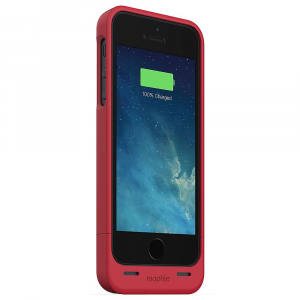 mophie Juice Pack Helium (PRODUCT) RED for iPhone 5