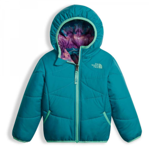 photo: The North Face Girls' Reversible Perrito Jacket synthetic insulated jacket