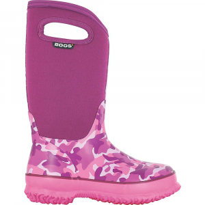 Image of Bogs Kids' Classic Camo Boot