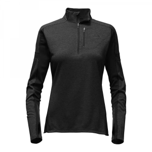 photo: The North Face Women's Impulse Active 1/4 Zip long sleeve performance top