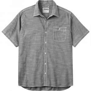 Mountain Khakis Men's Mountain Chambray SS Shirt