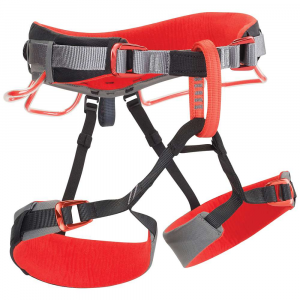 black diamond momentum ds harness- Save 15% Off - The Black Diamond Momentum DS Harness is an all-around harness for the entry level climber. The Momentum DS is all about versatility, so you can jump into Climbing looking like a pro, with plenty of adjustments for different seasons. The Dual speed adjust buckles Are found at the waistbelt and leg loops, making it easy to get in and out of the harness as well as securing it appropriately. The belt and leg loops Are wide, for comfort when hanging in the harness for long periods of time, with padding for extra cushion. The gear loops Are all pressure-molded for grabbing gear quickly. Hop into the Momentum DS and learn a new craft. Features of the Black Diamond Momentum DS Harness Maximum adjustability and maximumrange of Fit Versatile, entry-level harness for everything from gym belays to moderate alpine ascents