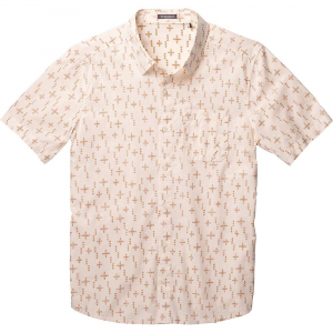 Toad & Co Men's Fletch Print S/S Shirt