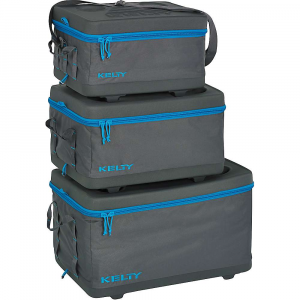 kelty folding cooler- Save 25% Off - Features of the Kelty Folding Cooler Folding design for flat storage Removable, waterproof cooler lining Bottle opener zipper-pull