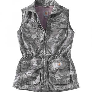 Image of Carhartt Women's EI Paso Utility Printed Vest