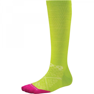smartwool women's phd run graduated compression ultra light sock- Save 31% Off - Features of the Smartwool Women's PhD Run Graduated Compression Ultra Light Sock 4 Degree elite Fit system Uses two elastics for greater stretch and recovery to keep the sock in place Patented ReliaWool Technology in High impact Areas provides longer lasting protection to keep feet comfortable Strategically placed mesh ventilation zones provide ventilation for temperature and moisture management Virtually seamless toe 20-30 mmHg graduated compression rating 200 needle construction provides Highest knit Density while maintaining ultra light weight