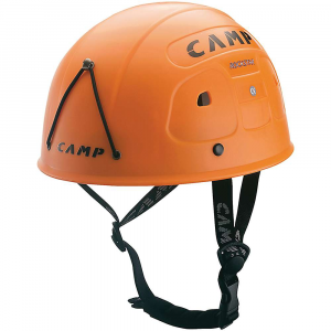 camp usa rock star climbing helmet- Save 25% Off - The Rock Star Climbing Helmet by Camp USA is a versatile and affordable helmet perfect for large groups and any other situations where helmets Are bound to get beat up. Durable injection-molded polyethylene shell. Nylon inner structure with fast and easy slide adjustment system. Features of the Camp USA Rock Star Climbing Helmet Hybrid construction Slider size adjustment Comfort chin strap Headlamp compatible EN 12492 certified