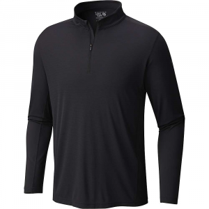 Mountain Hardwear Men's Photon Zip Tee