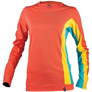 La Sportiva Women's Elixir Long Sleeve T Shirt