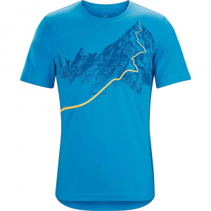 Image of Arcteryx Men's Afterglo Heavyweight SS T-Shirt
