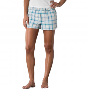 Toad & Co Women's Shuteye Boxer: Save 31% Off - Features of the Toad & Co Women's Shuteye Boxer Elastic waistband Faux fly with button Side vents