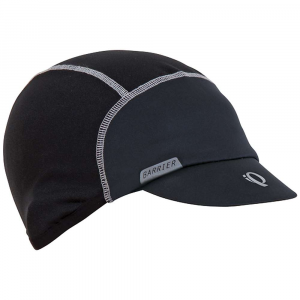 pearl izumi barrier cycling cap- Save 31% Off - Features of the Pearl Izumi Barrier Cycling Cap P. R.O. Barrier windproof Front panel keeps your forehead shielded from the wind P.R.O. Thermal Dry fabric powered by Minerale provides optimal moisture transfer, dry time and odor absorption Anatomic cut Fits snugly over ears Ponytail compatible Reflective elements for low-light visibility