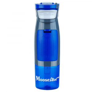 Moosejaw 24oz Avex Tritan Water Bottle BPA Free