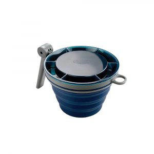 gsi outdoors collapsible fairshare mug- Save 20% Off - Features of the GSI Outdoors Collapsible FairshAre Mug Collapsible bellows design collapses to 1.7 High disc Folding handle folds flat or extends to lock in two positions for eating and drinking or for scooping and measuring Sure-sealing lid made of Infinity Clear Polypropylene screws into the rim of the mug to keep your meals in and the outdoors out Perfectly-suited to rehydrating meals