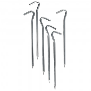Sierra Designs Hex Peg Stake (6 Pack)