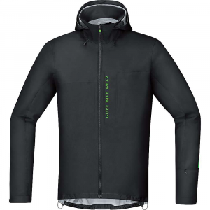 Gore Bike Wear Men's Power Trail Gore Tex Active Shell Jacket