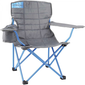 kelty kids' camp chair- Save 25% Off - Features of the Kelty Kids' Camp Chair Adjustable, angled seat position Closed-cell foam padding Seat stabilizing composite stays