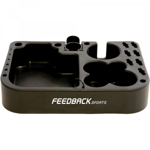 feedback sports tool tray- Save 10% Off - Features of the Feedback Sports Tool Tray Attaches to all feedback stands Perfect for holding tools and small parts Built-in beverage holder Small parts washing bin Attaches to all feedback work stands Heavy-duty construction