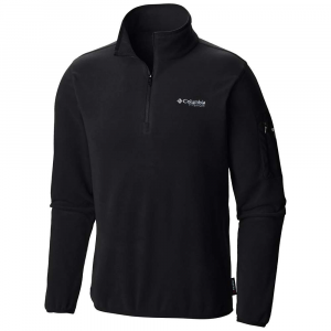 Columbia Titanium Men's Titan Pass 1.0 Half Zip Fleece Jacket
