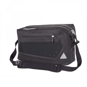 ortlieb trunk bag- Save 10% Off - Features of the Ortlieb Trunk Bag Two neoprene outside zippered pockets Zippered inside pocket Four adjustable hooks for easy mounting Key Secured Reflectors on both sides of bag for improved visibility
