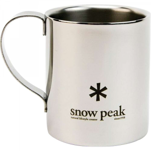 Snow Peak Stainless Double Wall Mug