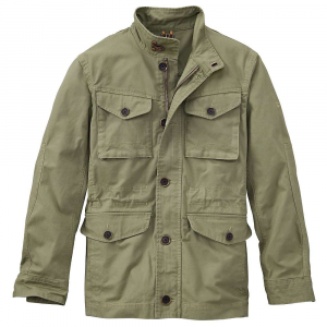Timberland Men's Mount Shaw Cordura Field Coat
