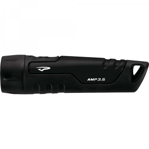 princeton tec amp 3.5 flashlight- Save 20% Off - Features of the Princeton Tec AMP 3.5 Flashlight Equipped with a powerful 170 lumen spot beam the Amp 3.5 shines up to 80 meters in High output mode and 40 meters in low output mode Body Features a rubber overmold for a comfortable grip 4 AAA batteries (included) provide up to 86 hrs. of max burn time Princeton Tec Amp 3.5 LED flashlight has an easy-to-use push button switch lets you navigate between modes Princeton Tec?s intermediate rating Level 2 is assigned to lights that offer a degree of water protection equivalent to IPX7 in the International ElectroTechnical Commission (IEC) standards Lights rated at Level 2 provide waterproof integrity down to 1 meter for up to 30 minutes Princeton Tec Uses collimators or reflectors with the Maxbright LED depending upon the application This single LED emits a smooth, powerful, white light useful for a wide range of tasks