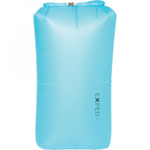 exped waterproof pack liner ul 80- Save 20% Off - Features of the Exped Waterproof Pack Liner UL 80 Translucent fabric (contents can be distinguished), roll top closure Exterior silicone coating slides in and out of pack easily Ultra-light 15 D ripstop nylon, fully seam taped