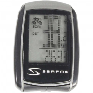 Serfas SI 40 22 Function Wireless Bike Computer
